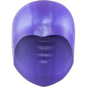 TYR Silicone - Bonnet de bain - No Wrinkle violet